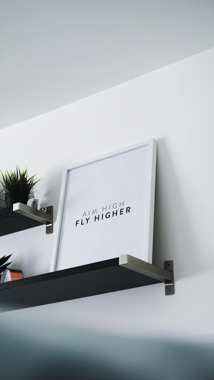 Aim high_ Fly higher
